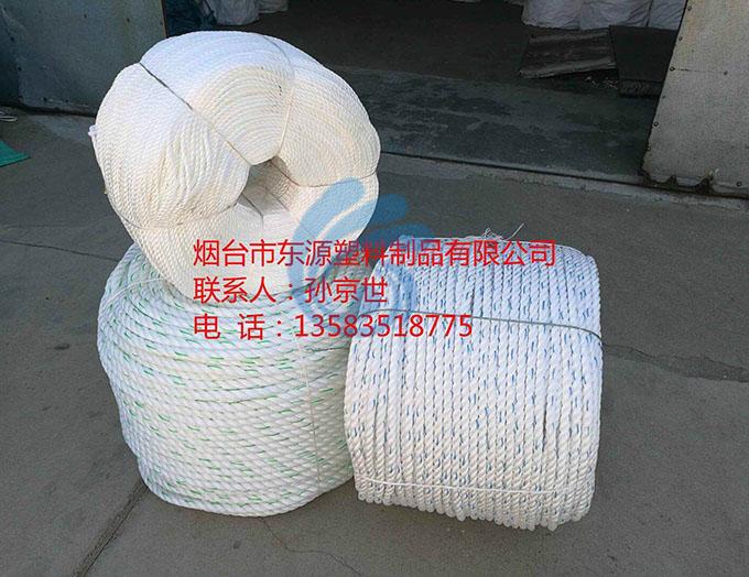 塑料绳的种类及使用安全技术